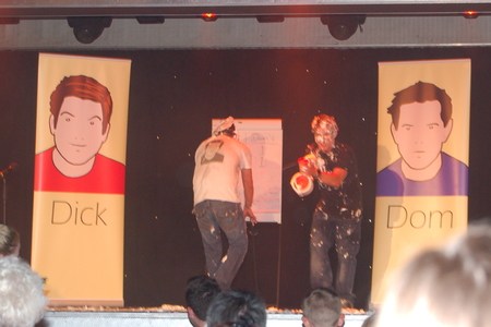 Dick and Dom at Butlins Bognor Regis