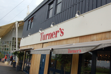 Turner's restaurant at Butlins Bognor Regis