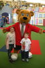 Billy Bear at Butlins Bognor Regis