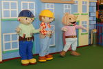 Bob the Builder and friends at Butlins Bognor Regis