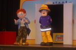 Fireman Sam at Butlins Bognor Regis