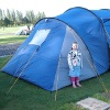 Family days out camping holidays with young children