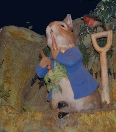 The World of Beatrix Potter Attraction - Peter Rabbit