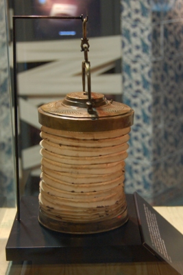 Days out diary florence nightingale museum st thomas for Florence nightingale lamp template