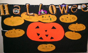 Halloween craft picture