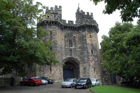 Lancaster Castle (Prison) Tours around Crown Court and Shire Hall