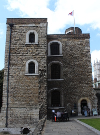 The Jewel Tower in London, Westminster