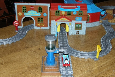 Thomas Take-N-Play / Take Along Thomas train playset