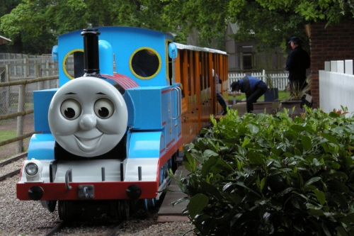 Days Out Diary Thomas Land At Drayton Manor